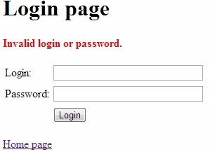 Login-page-spring-security