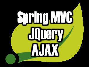Spring-JQuery-AJAX