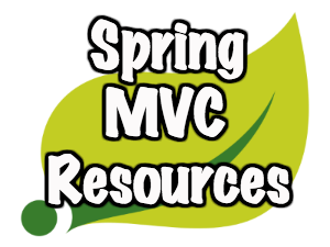Spring MVC resources