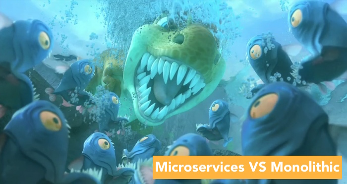 Microservices-VS-Monolithic