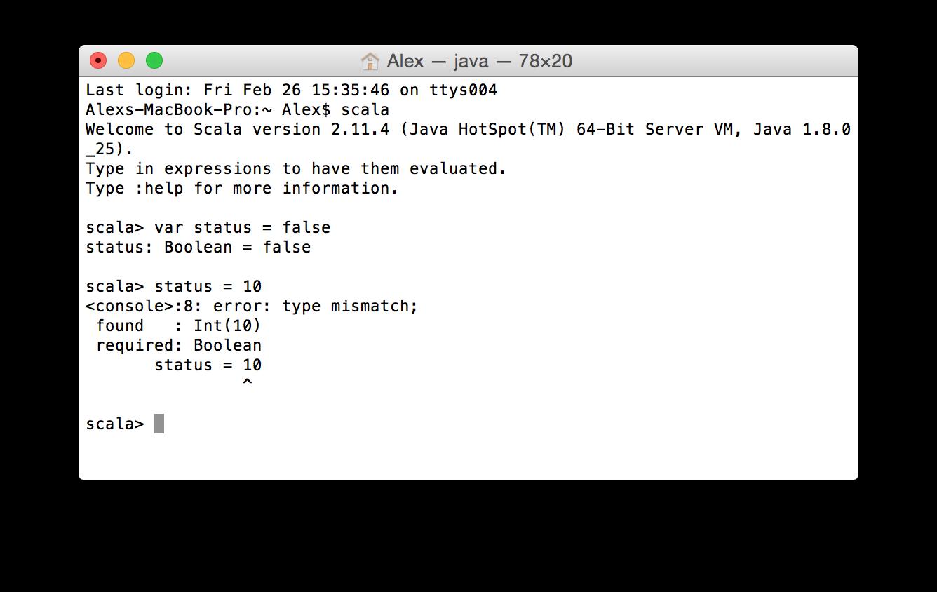 Scala-error-type-mismatch