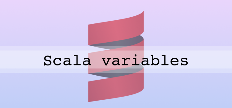 Scala-variables