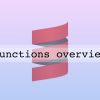Scala-functions-overview