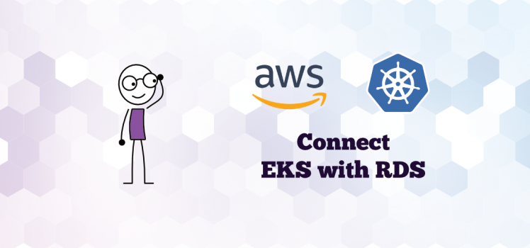 How to connect RDS from Kubernetes on AWS?